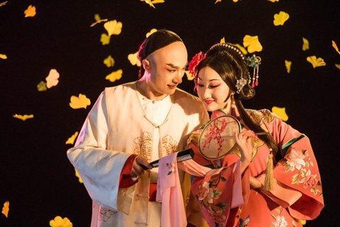 京剧版的《大宅门》