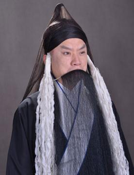 7月5日,长安大剧院上演了京剧《五盘集》。