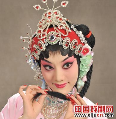 """北京京剧明星时代2012""""周一周明星""""京剧《看玉传》"""
