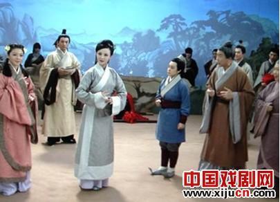 楚蓝蓝制作的京剧电影《鸟的荣誉》即将完成