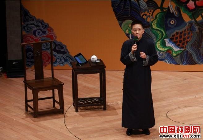 王佩瑜2013余音饶亮京剧生日晚会,非常热烈!