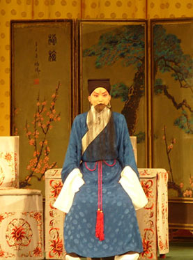 京剧跨界混编歌剧《街北亭》
