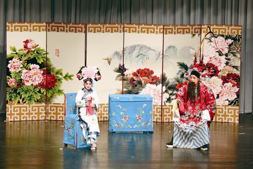 葫芦岛2015元宵节京剧晚会——折子戏的一次特别表演