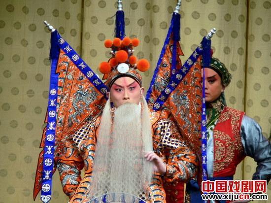 王平:京剧中罕见的领袖