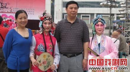 川南国粹京剧协会成立大会