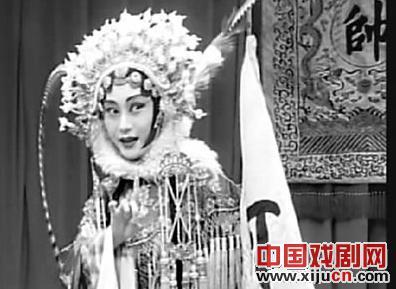 马琰在夏威夷唱英语京剧