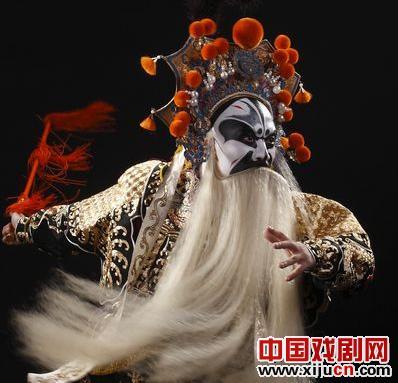 """北京京剧明星时代2012""""星期一明星""""表演京剧《江香河》"""