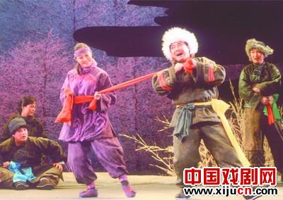 六幕平剧《我的呼兰河》