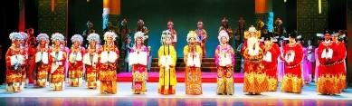山西梅花文化传播有限公司在戏迷和剧团之间架起了一座桥梁