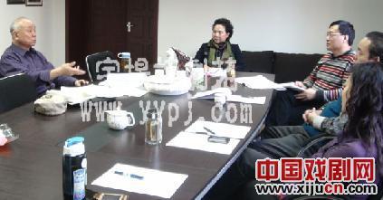"""平剧《宋庆龄与新中国》的剧本在""""两会""""当天获得批准"""