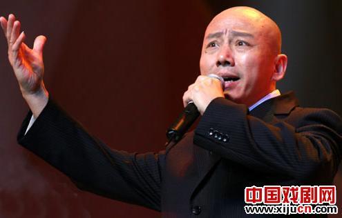 邱派的花莲孟广禄表演《尚笑河》和《偶遇皇后,龙袍》