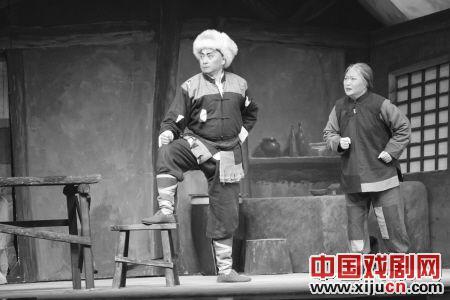 福建上演经典名剧《智取虎山》