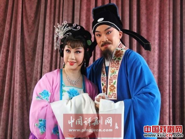 平剧《金莲三村》于7日和8日上演。