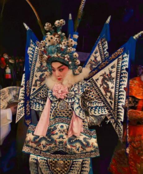 """文化""""扬帆出海"""",贵州京剧在巴黎闪耀"""