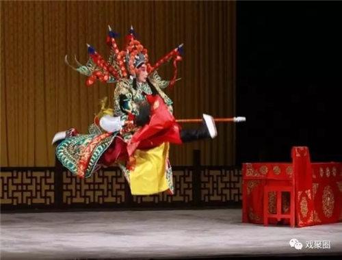 """京剧《七八》的表演节目如此""""常规""""?!"""