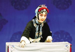 著名京剧演员的北漂生活