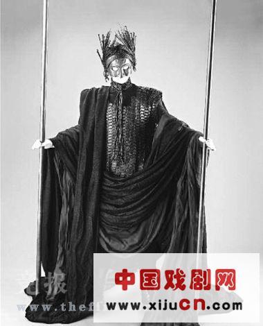 九月金秋,古希腊戏剧《对话》中国京剧大剧院(照片)