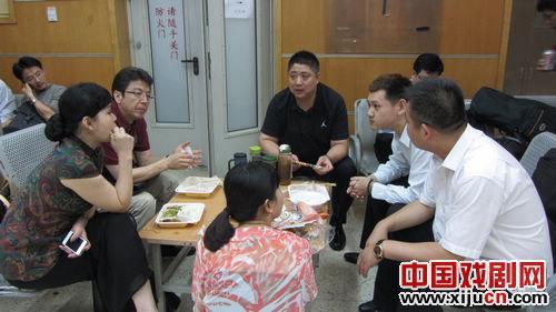 """央视青年北京锦标赛:鲁鹏青年学生""""群英会""""的""""别窑"""""""