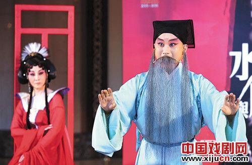 """台湾国光剧团将赴上海演出""""演员三部曲""""孟晓东、百年歌剧院、袖子和胭脂"""