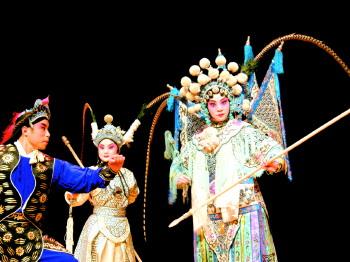 中国京剧如何吸引韩国观众