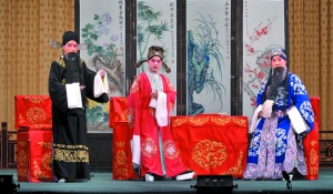 北京京剧院为粉丝提供豪华阵容,让他们充满快乐