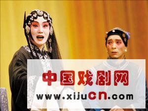 天津青年京剧团为奥运带来最强的表演团队(照片)