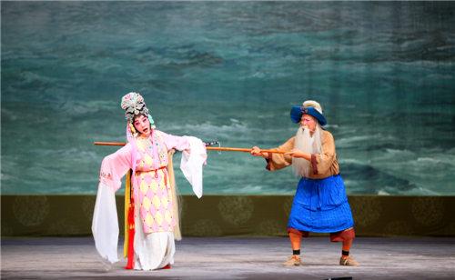 国家京剧剧院和美国中国戏剧学会联合推出了著名的经典戏剧《玉簪》