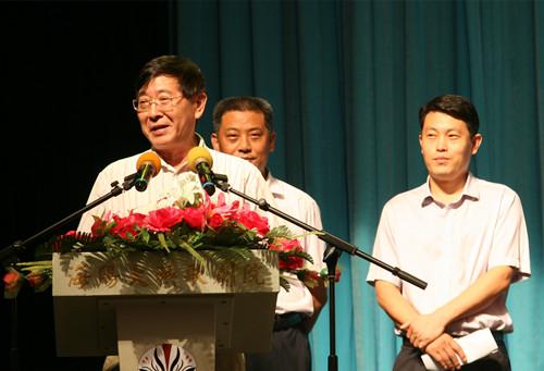 国家京剧剧院与海阳京剧团建立了结对互助关系