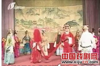 晋剧《唐太宗娶女人》