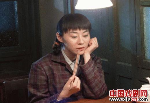 刘宝文在《火焰》中扮演京剧团学生吴春燕