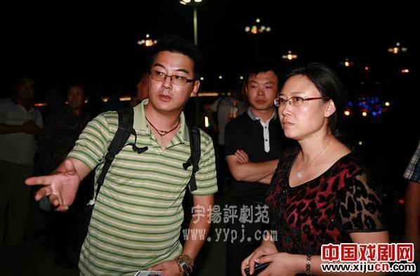 杨宇版《王绍安捕舟》亮相第八届中国评剧艺术节