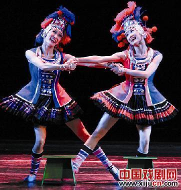 当代京剧《生活秀》汉口免费演出