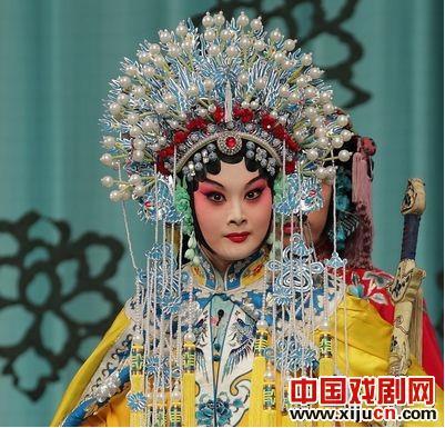 第五届中国京剧优秀青年演员研究生和第一届流派班学生报道京剧《龙凤盛世》