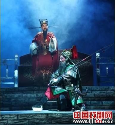 11月20日,大型新山西歌剧《巴尔斯检查员》将在苏州会议中心剧院上演。