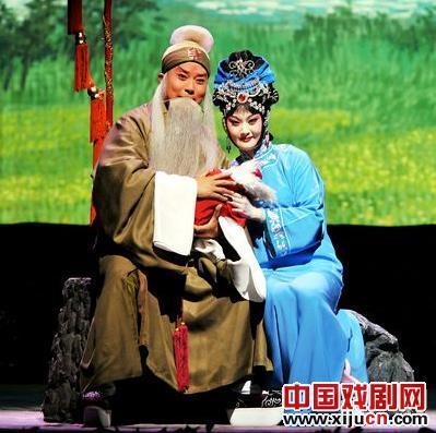 2012年,国家京剧剧院以表演月庆祝新年——京剧《苏晗舞》
