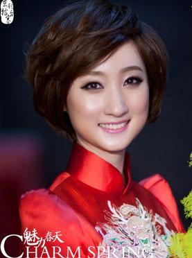 4月11日,长安大剧院上演了京剧《红鬃与凶马》