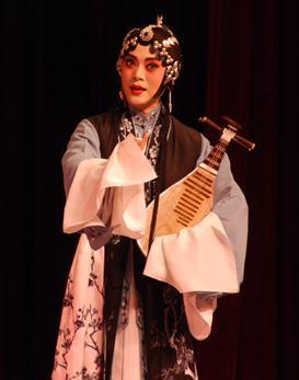 平剧《秦香莲》将于9月17日在梅兰芳大剧院上演。