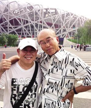 潘长江的师傅是刘黎明,长春评剧剧院著名的鞠萍表演艺术家。