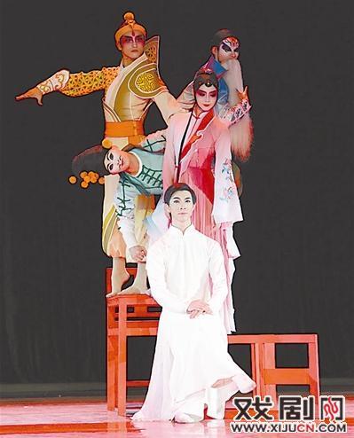 舞剧《梅兰芳》将于明天在保利剧院上演