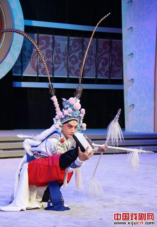 央视全国青年京剧演员电视大赛总决赛热