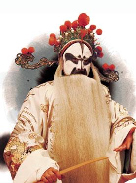 京剧《姚期》于8月8日在长安大剧院上演。