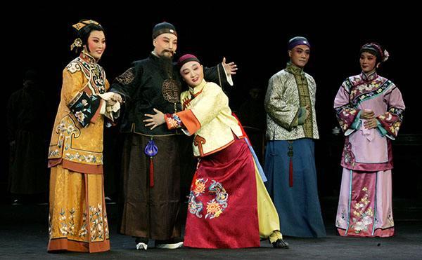 晋剧《王氏大院》应邀在国家大剧院上演