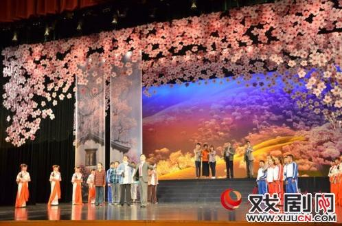 京剧《文石人》将在北京上演