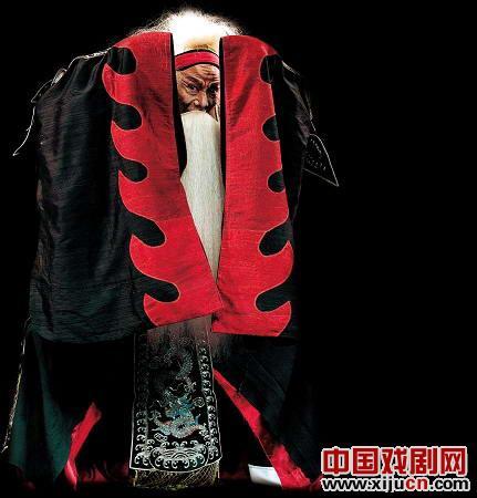 实验京剧《李尔王》首次在上海亮相