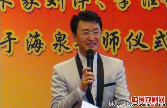 著名评剧表演艺术家刘萍、李卫全、王平和于海泉