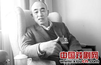 宋昌林建议山东省优先扶持最基本的剧团。