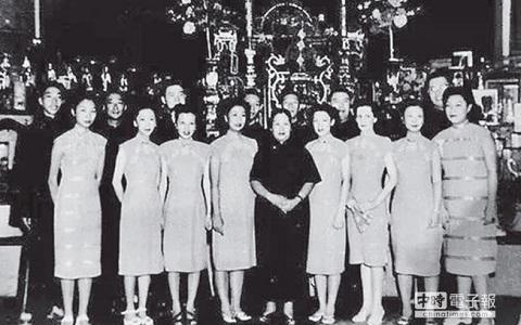 上海大亨杜月升的女儿杜夏美因病离开台湾