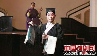 台湾国光剧团将在上海艺府舞台上演新京剧《孟晓东》和《未央天》。