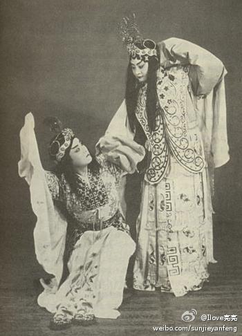 1952年,京剧《英台反婚姻》由秋生社演出。