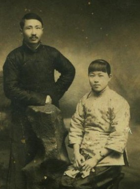 黄申祥是谭鑫培的忠实粉丝